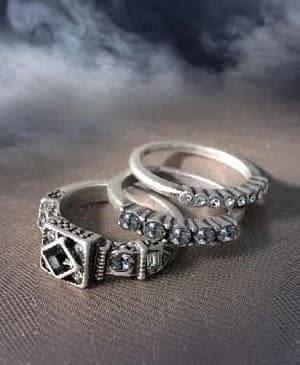 oryginalne pierścionki →