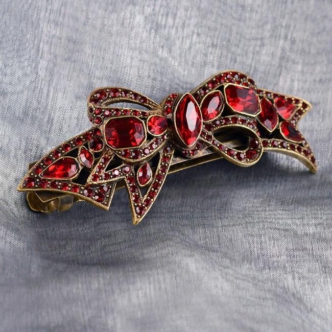Spinka Czerwone Kryształy