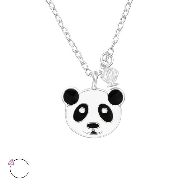 Naszyjnik Miś Panda