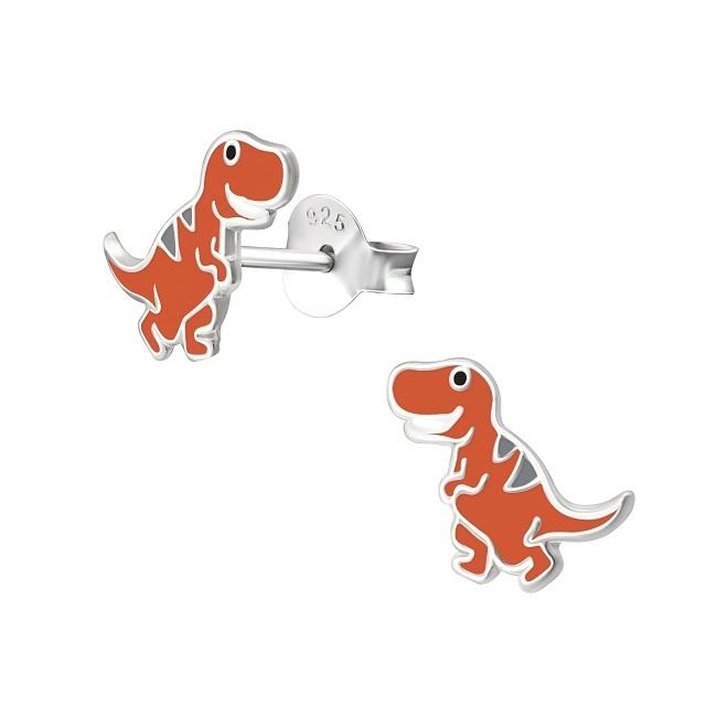 Kolczyki dla Dzieci Dinozaur