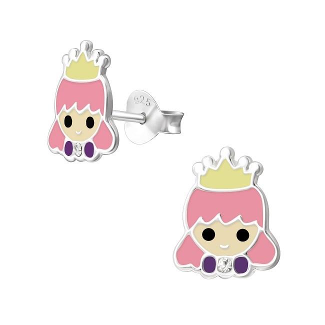 Kolczyki Mała Księżniczka