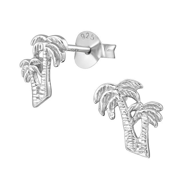Kolczyki Palmy