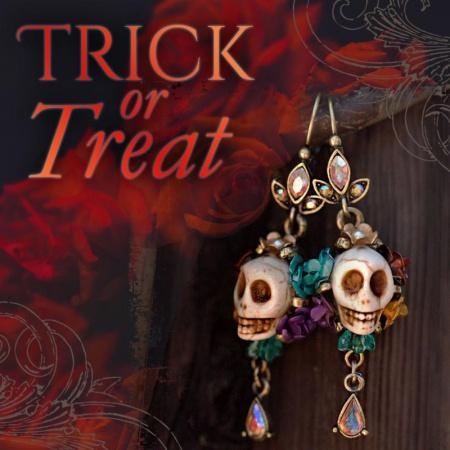 Nowa kategoria-Biżuteria na Halloween