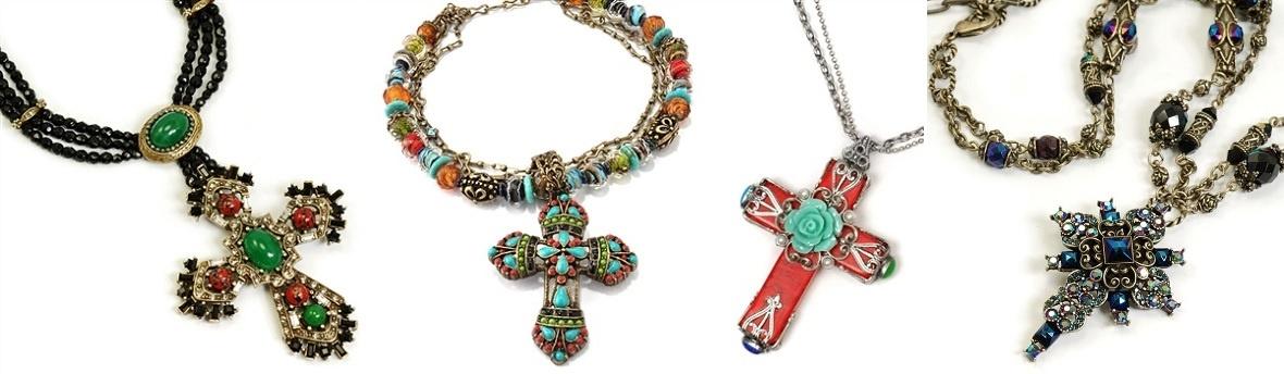 Naszyjniki z krzyżem
