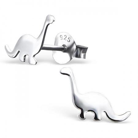 Kolczyki z Dinozaurem