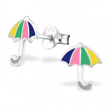 Kolczyki Parasolki
