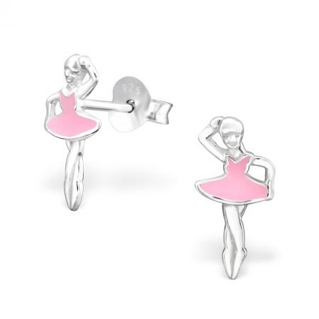 Kolczyki Baletnice