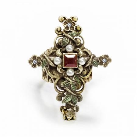 Pierścień z Krzyżem