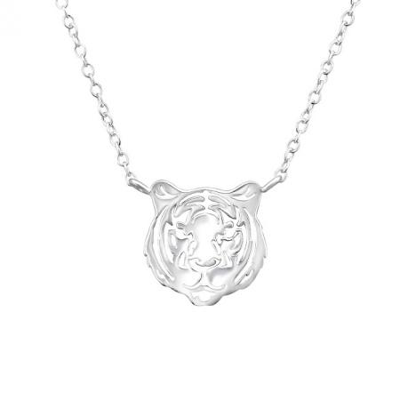 Naszyjnik z Głową Tygrysa
