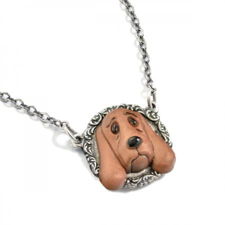 Naszyjnik Pies