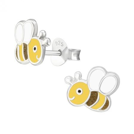 Kolczyki z Pszczółką