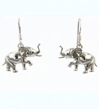 Kolczyki ze słoniami