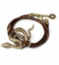 Bransoletka z wężem
