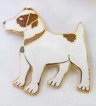 broszka pies