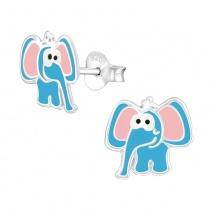 Kolczyki ze Słoniem
