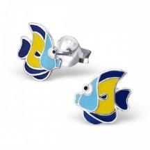 Kolczyki Ryby