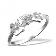Pierścionek z Kwiatkami