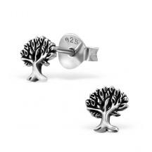 Kolczyki z Drzewkiem