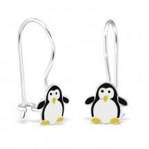 Kolczyki z Biglami Pingwiny