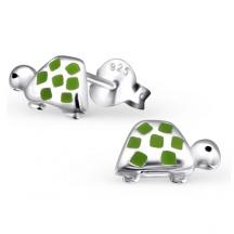 Kolczyki Żółwiki