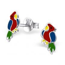 Kolczyki z Papugami