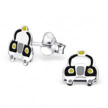 Kolczyki dla Dzieci Taxi