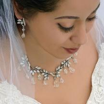 Piękny Naszyjnik do Ślubu