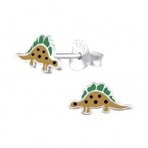 Kolczyki Dinozaur