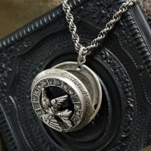Medalion Otwierany