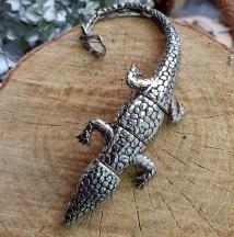 Bransoletka Krokodyl