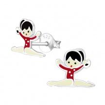 Kolczyki Mała Gimnastyczka