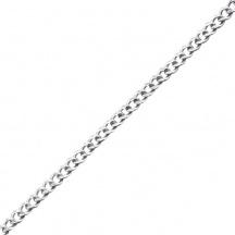 Srebrny Łańcuszek 41cm