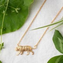 Naszyjnik z Tygrysem