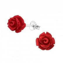 Kolczyki z Różami