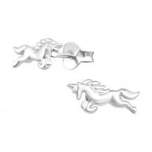 Kolczyki Unicorn
