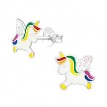 Kolczyki Latający Unicorn