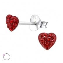 Serca z Czerwonymi Kryształkami