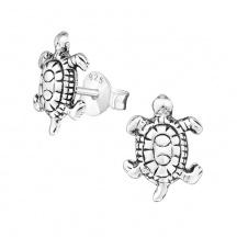 Kolczyki z Żółwiami