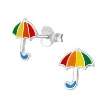 Kolczyki z Parasolką