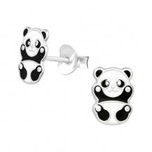 Kolczyki Baby Panda