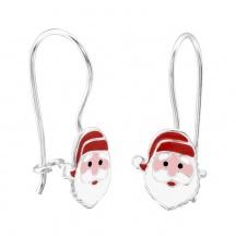 Kolczyki Mikołaj na Biglach