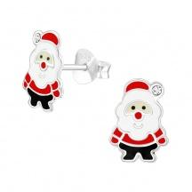 Kolczyki Mikołaje