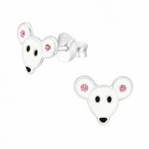 Kolczyki z Myszkami