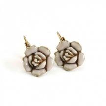 Kolczyki Małe Róże